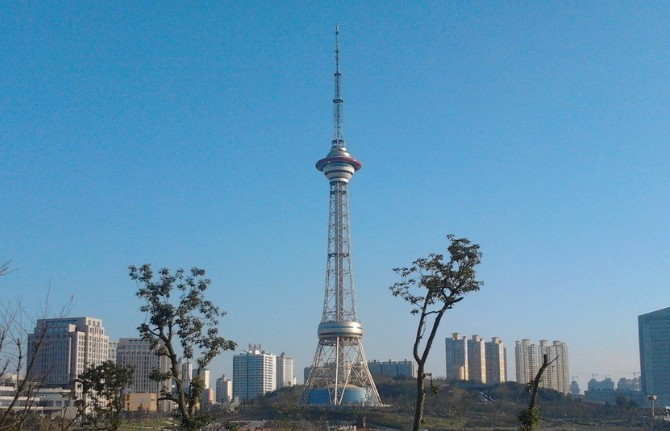 旅游钢结构观光塔