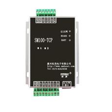 松茂SM100-TCP以太网数据采集 两路模拟量