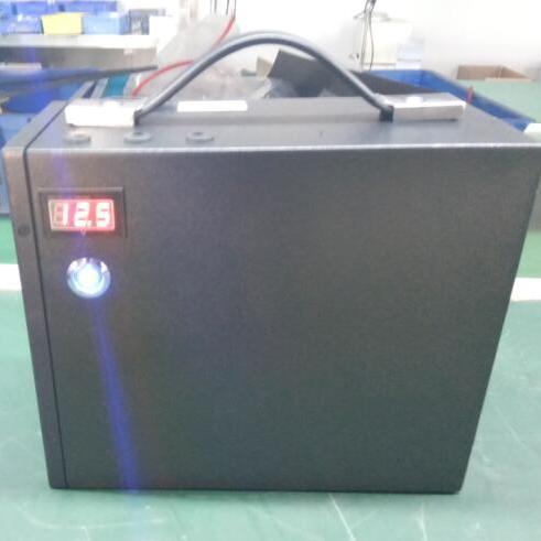 山东裴森 供应 警用12V备用电源 厂家直销  12V60AH磷酸铁锂电池