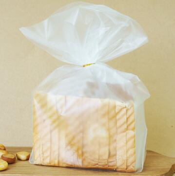 供应 烘焙包装加厚磨砂半透明塑料面包袋