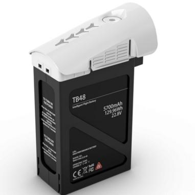 大疆DJI INSPIRE 1悟 变形航拍飞行器TB48电池5700mAh