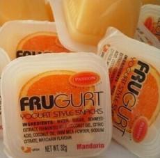 马来西亚散装优酪果冻(香橙)20斤/箱