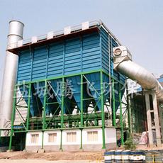 盐城腾飞环保分室行喷脉冲布袋除尘器构造原理及特点