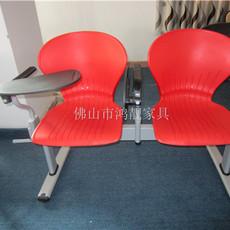 排椅生产厂家 会议培训排椅 软座包布排椅 连排连坐椅子 塑钢排椅 中空吹塑排椅