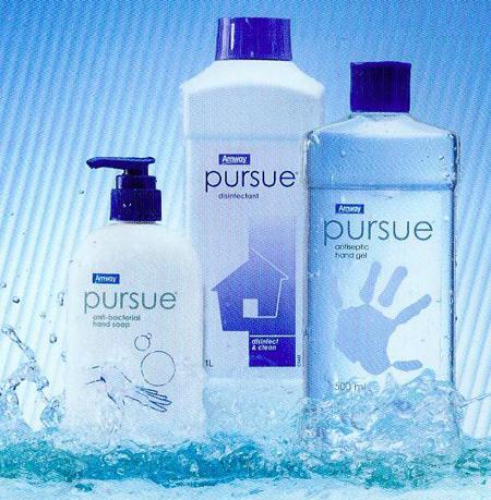 Pursue必速消毒产品