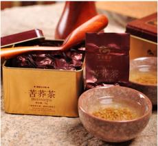 内蒙古谷道粮原 厂家直销 苦荞茶 75g盒装 荞麦茶 代用茶叶