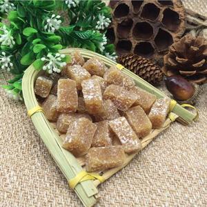 纯手工制作芝麻姜糖 驱寒暖胃特产姜软糖 浓浓的椰香味散装批发