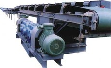 绳架式带式输送机,带式输送机,胶带输送机