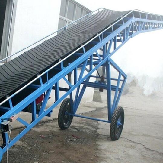 供应 化肥装车皮带输送机