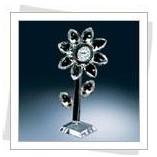 水晶钟表2
