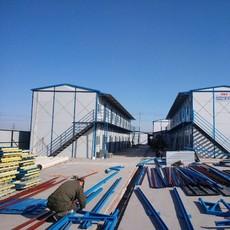 低价北京彩钢房厂家 工地保暖顺义活动房