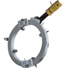 外钳式电动管子坡口机OCE-1050