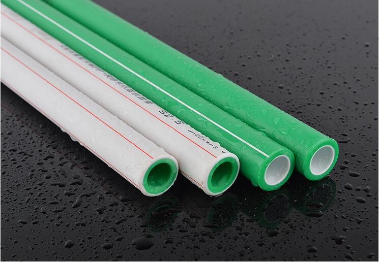供应冷热水自来水给水暖气管纳米PPR塑料热熔管