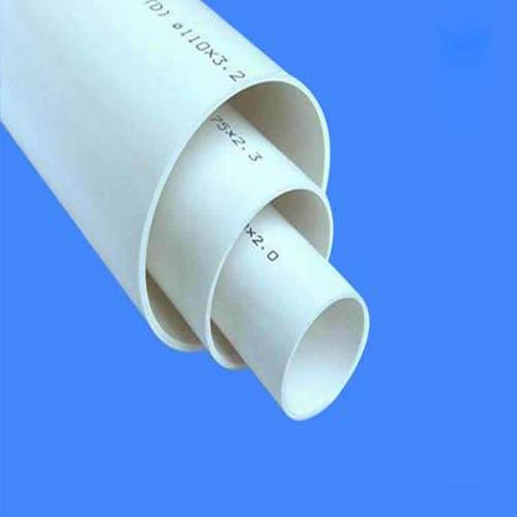 供应pvc排水管 低价出售pvc塑料排水管 大口径pvc排水排污管道
