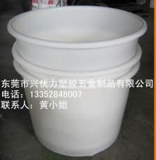 厂家批发供应:防腐蚀塑料化工涂料桶 广口式塑料水产养殖桶 环保无害食品级存储桶
