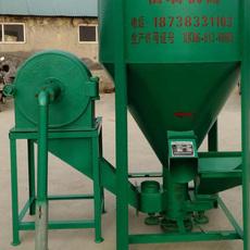 厂家批发销售 饲料搅拌机质量保证 7.5千瓦电机131 饲料粉碎混合机 饲料机