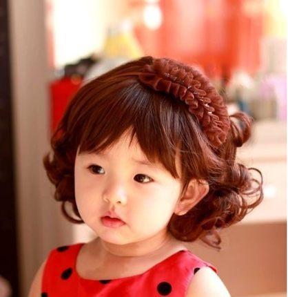 韩国假发头套女长内扣空气刘海长发中分蓬松逼真自然