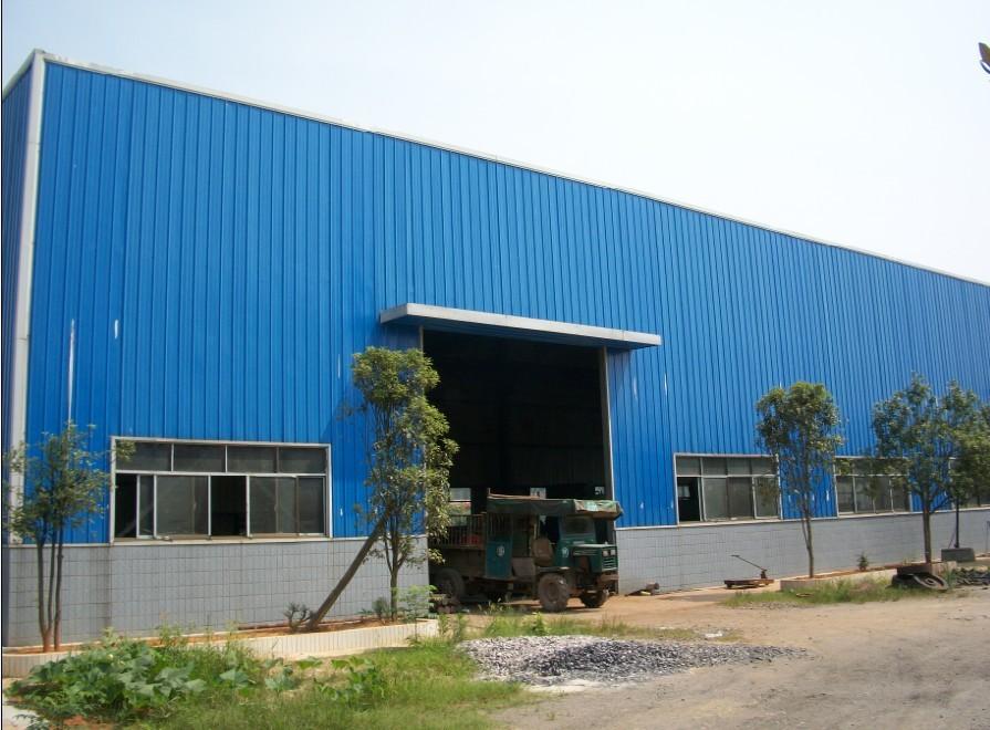 中兴公�9�#�.b9�-_武冈中兴机械公司厂房风采三