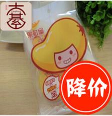 供应 韩国佰蜂芒果达人果冻 休闲零食批发 280g*24包/箱(123)