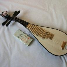 包邮特价厂家直销硬木儿童琵琶送琵琶包指甲胶布1.2.3.4弦