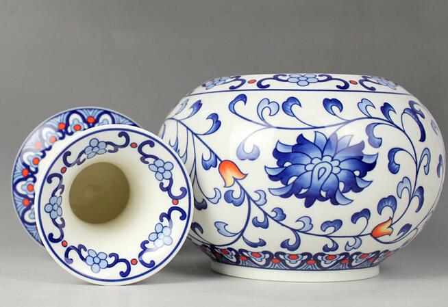 供应大号花瓶罐陶瓷包装箱