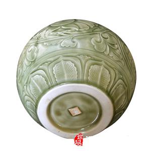 供应 工艺礼品送老外 中国风礼品 蒜头瓶