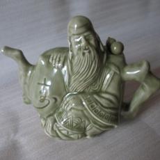 供应耀州陶瓷良心壶