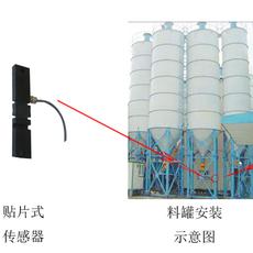 廊坊众创  传感器应变式料位在线连续监测系统 料位计