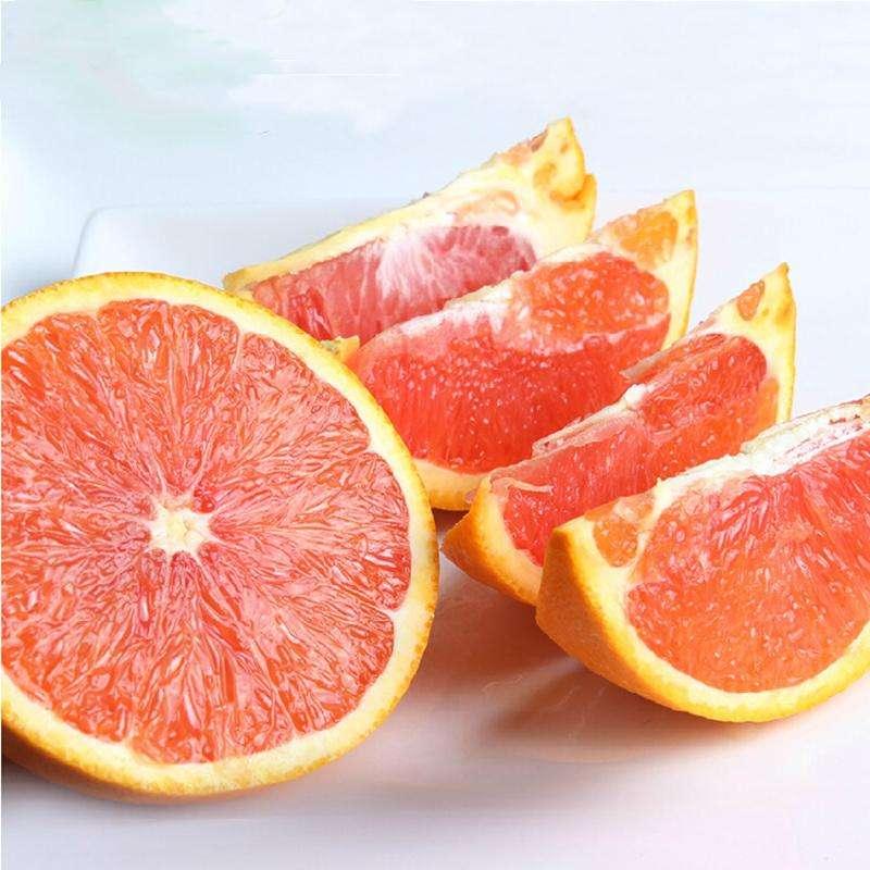 甜美血橙水分十足果实饱满