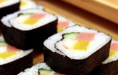 紫菜包饭材料 其门堂 寿司萝卜条 调味萝卜 大根 400g