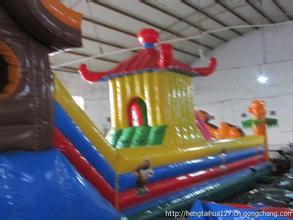 供应盈泰充气城堡K儿童充气玩具 淘气堡 充气蹦床 儿童城堡