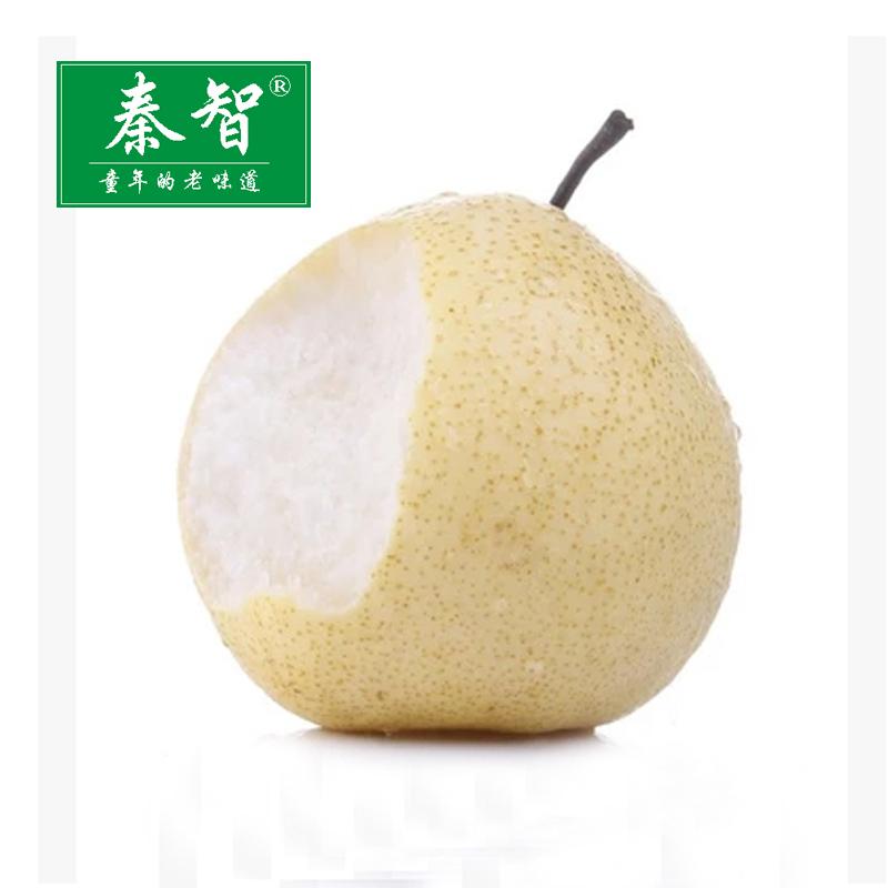 陕西特产蒲城酥梨自有基地种植好吃甜多汁有机新鲜水果酥梨