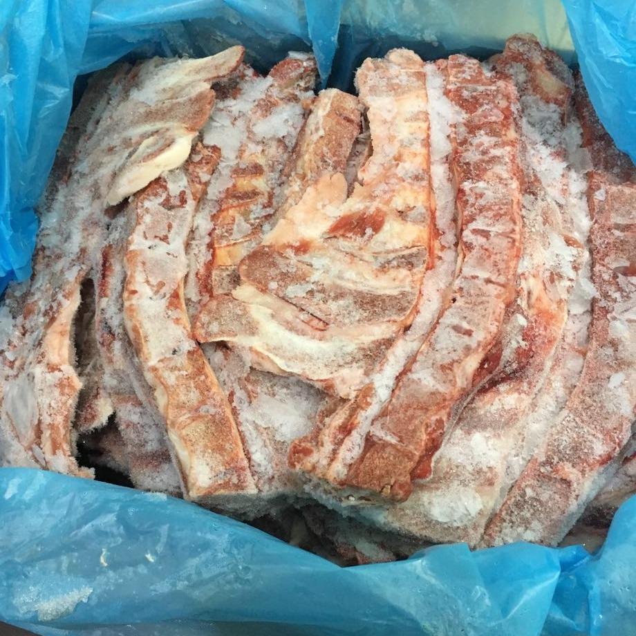 供应 进口猪颈骨 冷冻猪颈骨 德国10078颈骨 一手货源 正关产品