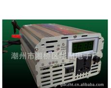 供应14带数字显示12V1000W逆变器