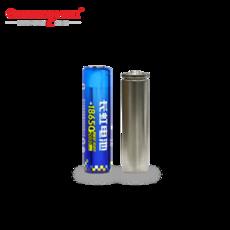 长虹原厂锂电池 18650 钢壳安全充电18650电池 3.7V LG原装18650