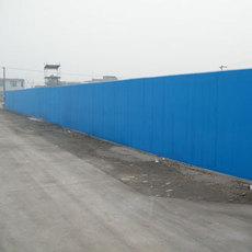 厂家直销低价环保工地新型山西复合板围挡