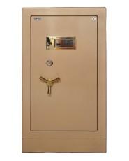 龙牌保险柜家用入墙3C认证D100型高电子密码锁保险箱防盗防撬特价