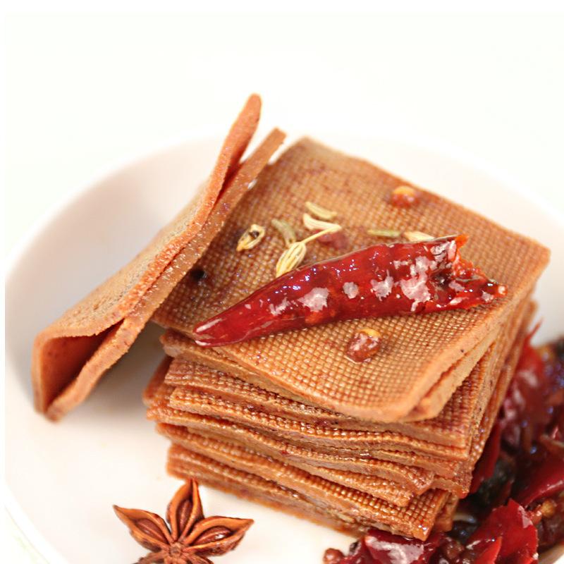 【低价批发】久久丫甜辣薄豆干整包5斤豆腐干武汉特产零食