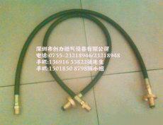 进口高压软管、高压橡胶管、带止回高压软管、气瓶与管道连接胶管