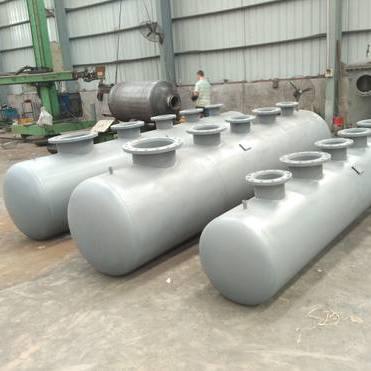 石家庄博谊锅炉分集水器集分水器 分集水器制造厂 分集水器厂家报价