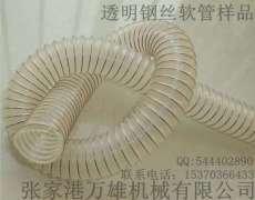 PVC钢丝软管、PVC透明钢丝软管、PVC钢丝增强透明软管生产线