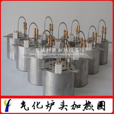 供应 电气化炉头铸铝电加热圈 轩源专业定制 均温专利保障 国内领先