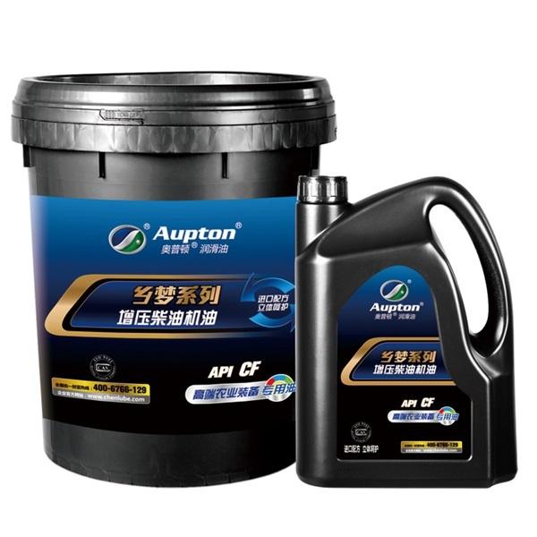 奥普顿润滑油 乡梦系列高端农业装备用油 增压柴油机油CF
