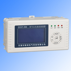 彰洲电气厂家直销ZZXF-EM-1剩余电流式电气火灾监控探测器