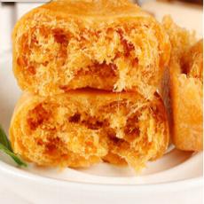 友臣 肉松饼 双口味5斤/箱 淘宝热销 休闲食品零食批发 福建特产