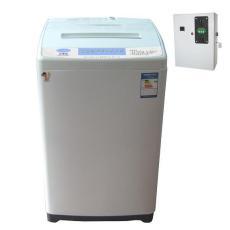 供应小区学校商用自助洗衣机/海尔投币刷卡洗衣机