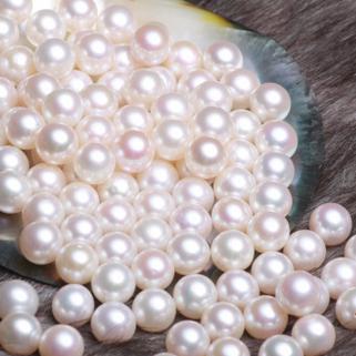供應 正圓 無暇 特強光 5-11mm珍珠