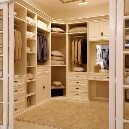 订制板式整体家具图片