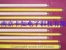厂家生产销售防紫外线灯管,无紫外线灯管,黄光灯管,镉黄灯,防爆安全灯管,防UV灯