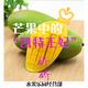 新鲜攀枝花芒果热带凯特芒娇娇水果乐园出品5斤8斤装皮薄多汁凯特芒